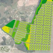 Mapa de lotes na Fazenda Rio Grande | Green Portugal